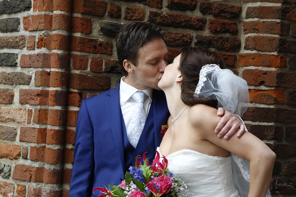 Huwelijksreportage - Jettie en Jurien