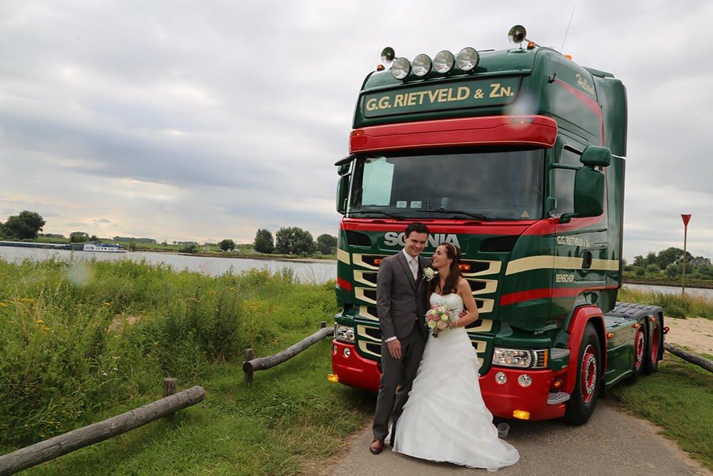 Huwelijksreportage - Julian en Martine