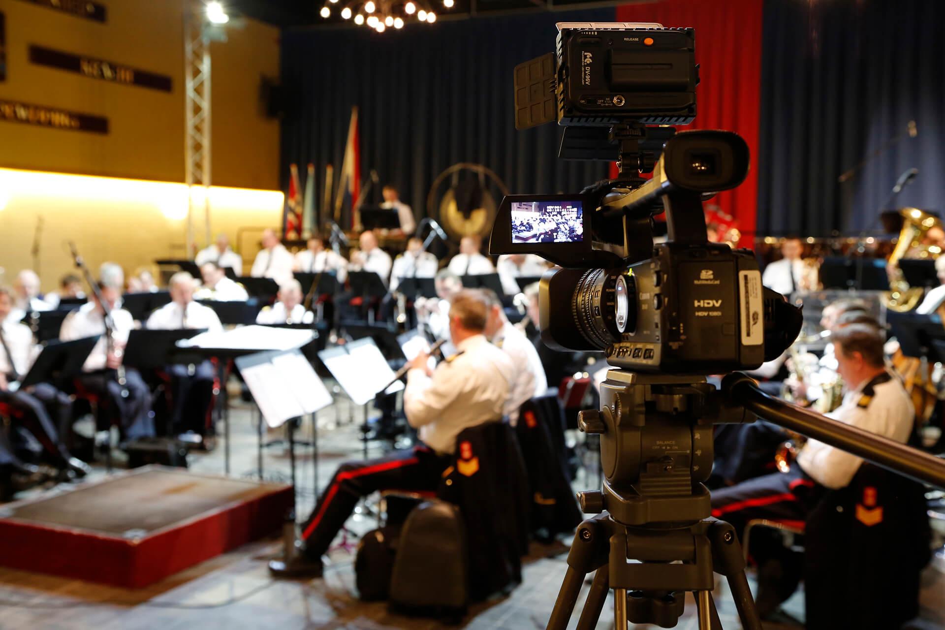 JB filmproducties filmt grote én kleine evenementen…